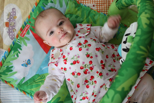 Strawberry Pinafore