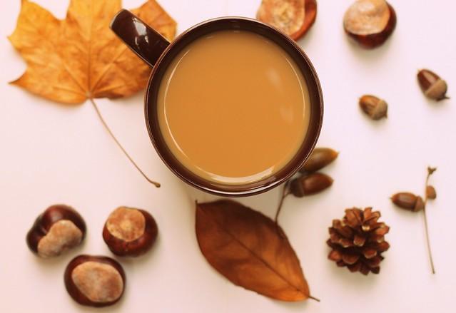 autumn coffee.