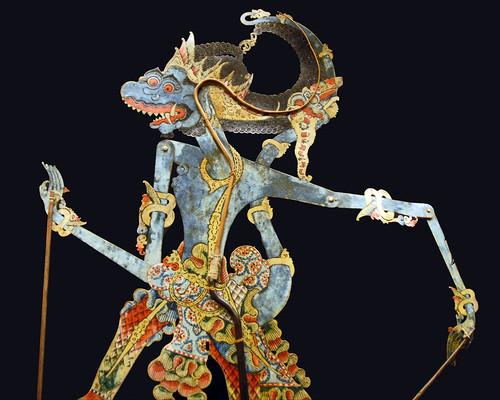 Wayang (musée d'art oriental, Venise)
