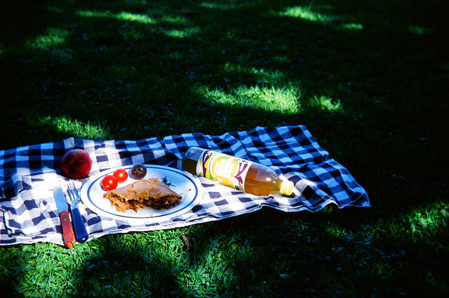 I'll always have picnic for lunch
