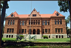 'Old Orange County Courthouse' Santa Ana CA.