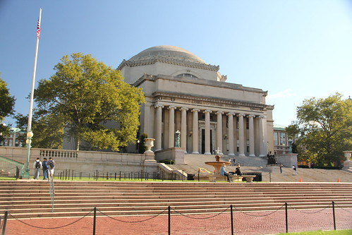 Columbia University, Harlem - NYC, Set2011