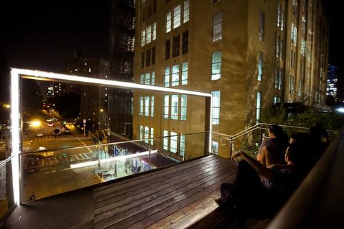 Street Theatre, High Line Park