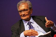 Amartya Sen at Asia Society