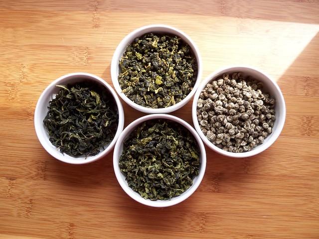 tea variety spectrophotometry