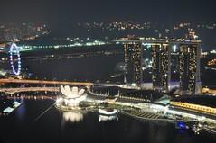 Marina Bay Sparkles