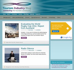 New Zealand Tourism Industry Blog 12.2011