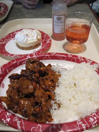Lunch at SUnshine Seasons