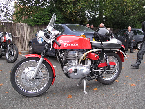 Royal Enfield 250cc GT