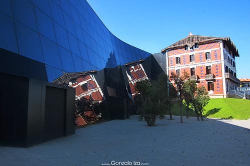 275/365 - Edificio del Museo Balenciaga
