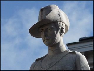 Second Boer War Memorial, Carmarthen