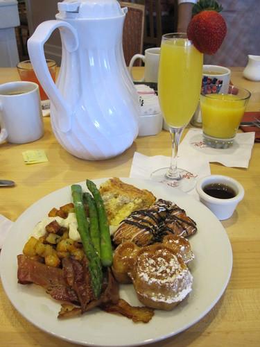 Kristen's Breakfast