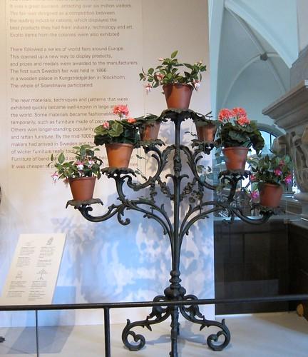 Viktorian ajan kukkia