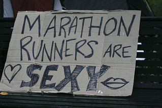 Marathon Runners Are Sexy