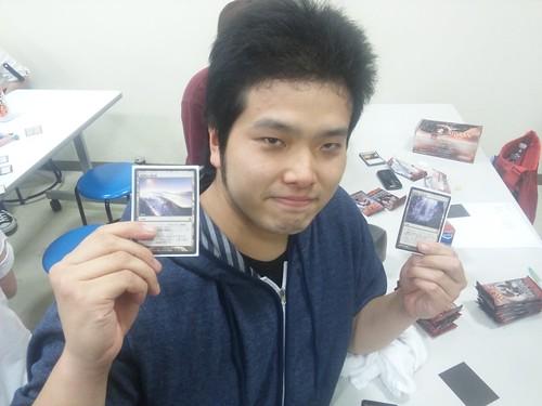 LMC Soga 371st Champion : Hagiwara Noriyuki