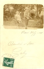Amitiés à tous / Love to all (1908)