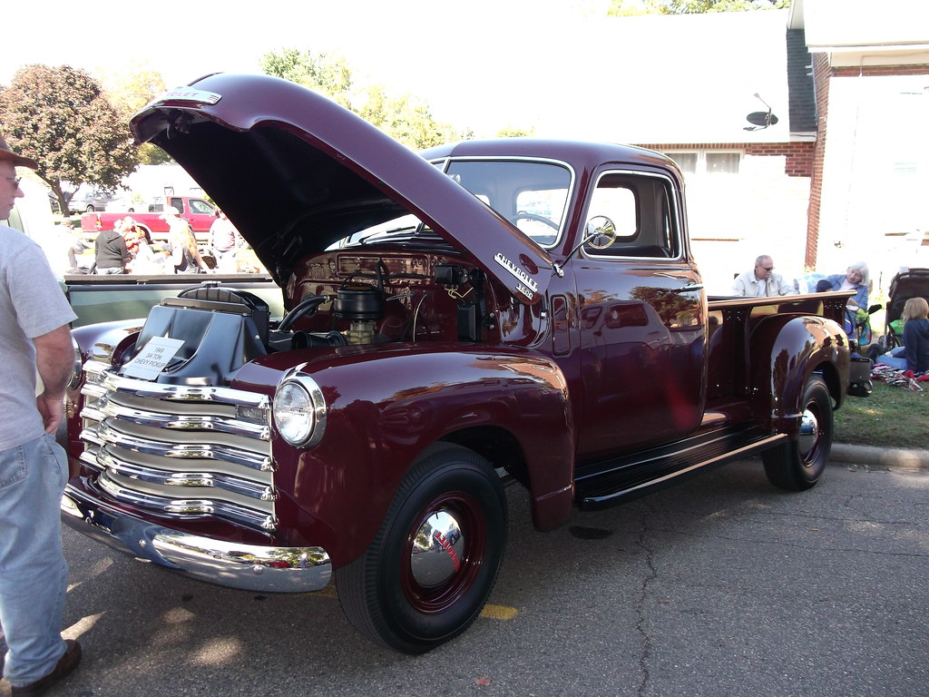 1949 chevy 3600 34 ton truck 1949 chevy 3600 3 4 ton truck flickr photo sharing. Black Bedroom Furniture Sets. Home Design Ideas