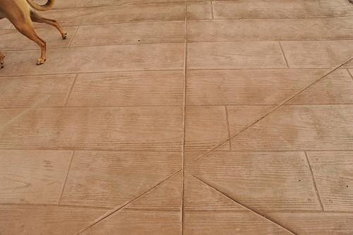 Geometry, concrete, Rosie, Castle Rock, Washington, USA by Wonderlane