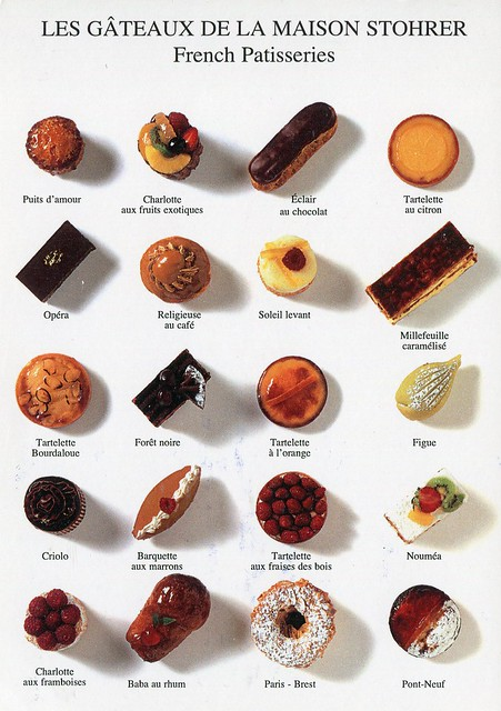 French Patisseries - NI