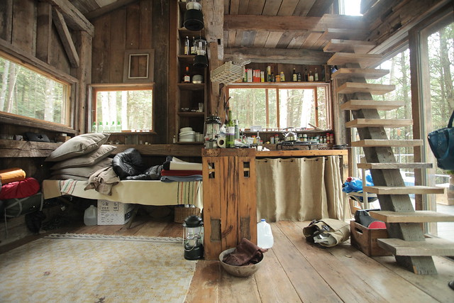 Zach's Cabin At Beaver Brook