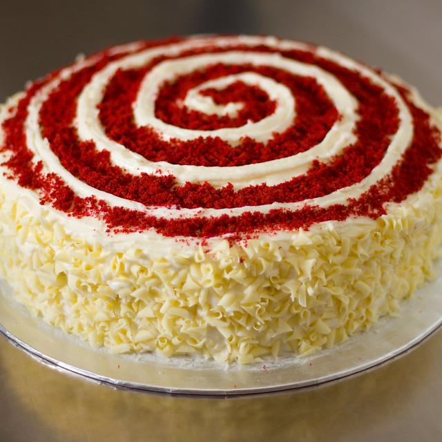 Red Velvet and White Chocolate Cake | Explore Mark Kenny's p ...