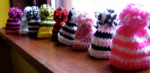 A Queue of Hats