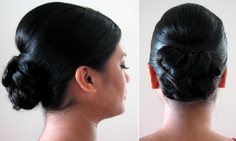 Asian Updo Hairstyles Gallery Hair Extensions For Short Hair