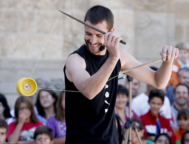 Feria de teatro de Castilla y Leon 2011 (Ciudad Rodrigo)