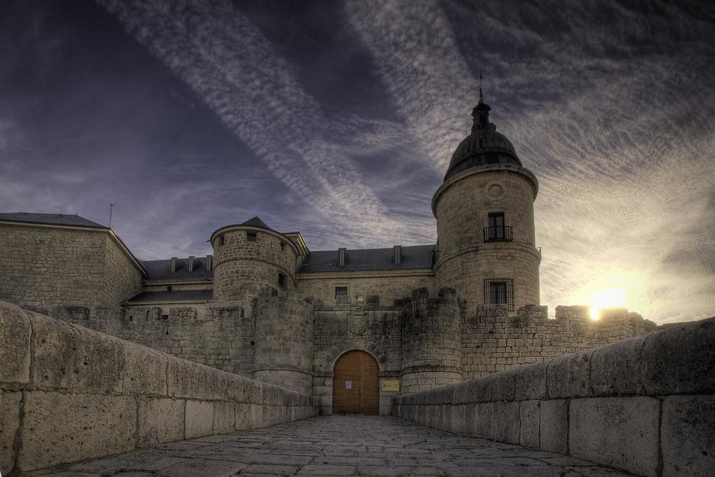 Castillo de Simancas - Simancas (Valladolid)