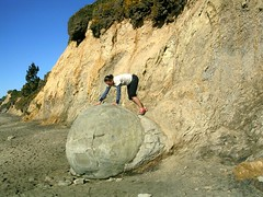 a different sort of bouldering