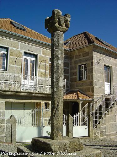 Pelourinho de Fráguas - Portugal
