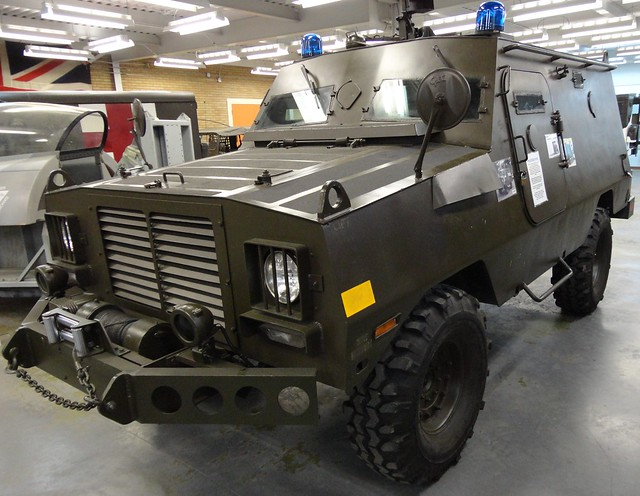 Cadillac Gage Ranger Peacekeeper Armoured Vehicle A