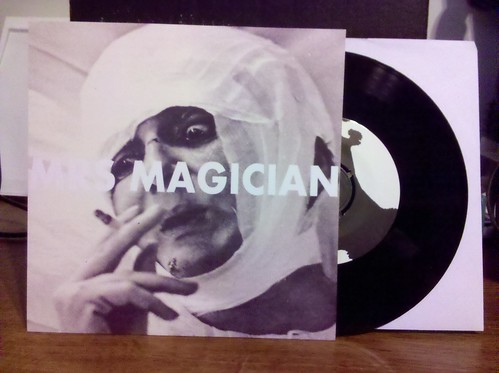 Mrs Magician - There Is No God 7""