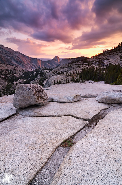 Happy Birthday to Ya, Olmsted Point, Yosemite National Park