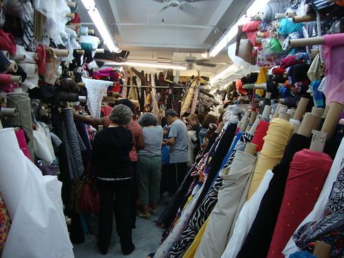 Inside Metro Textiles 9/17/11