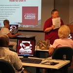 Census Workshop with Paula Wright