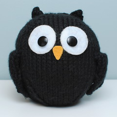 Iron Craft Challenge #38 - Little Black Owl