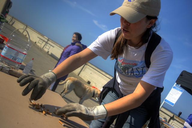 California Coastal Cleanup Day 2011