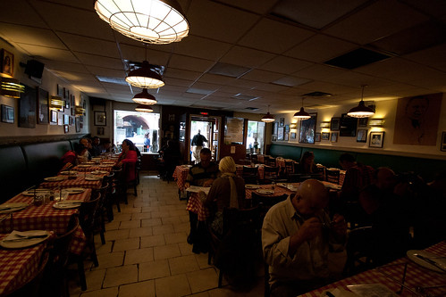 Grimaldi's from the Inside