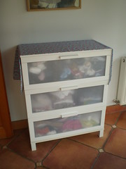 Galleries commode aneboda ikea 3 tiroirs 100x80x40 cm 25 flickr - Commode 3 tiroirs ikea ...