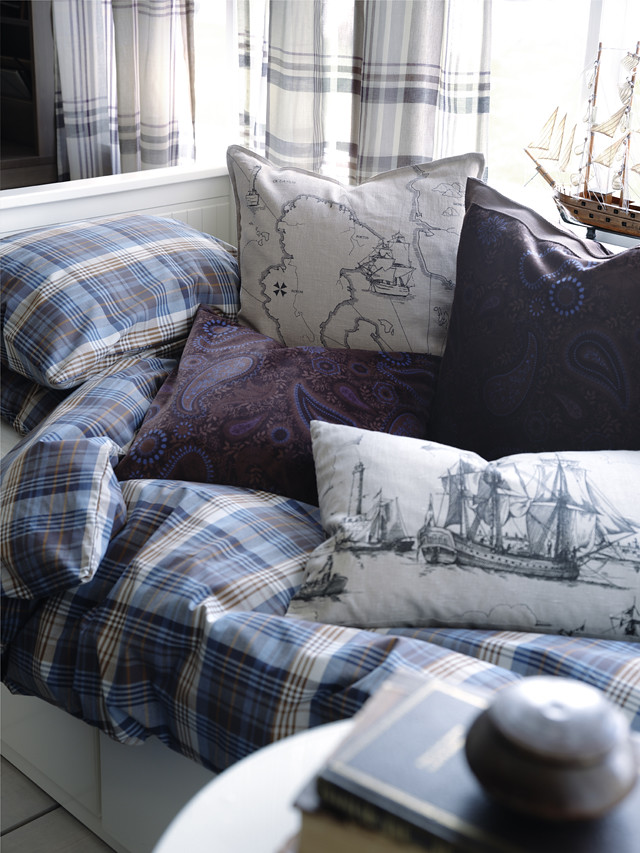 Just bella loving ikea benzy line for Ikea cuscini arredo