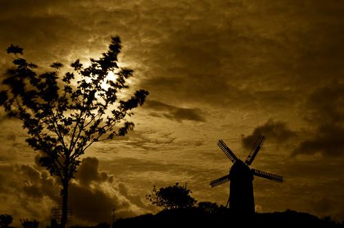 light mill windmill