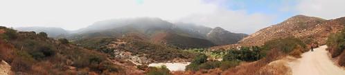 Sloan Canyon Panorama