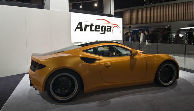 Image of Artega