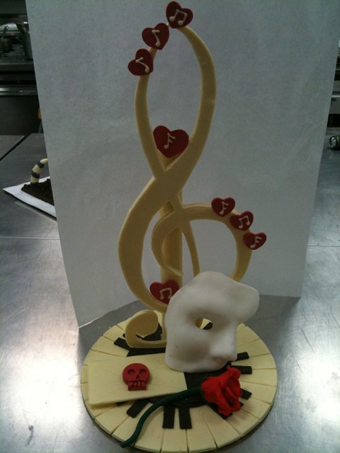 Pin Chocolate Showpiece Sweet Adventures With Amy Cake On