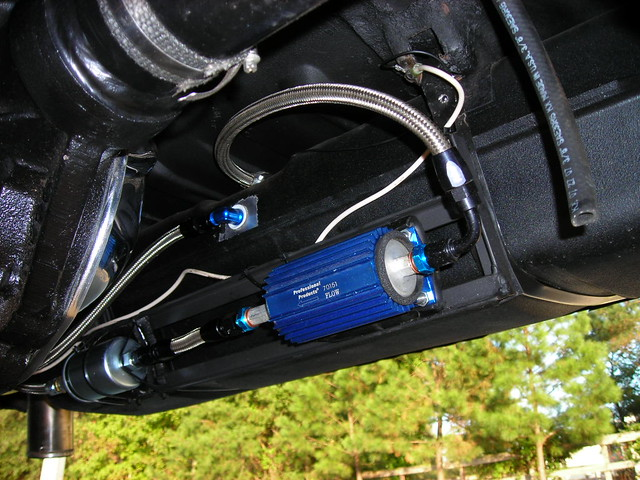 Fuel Return Line From Pump To Tank Team Camaro Tech