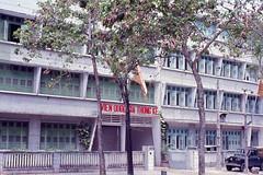 Saigon 1967 - Viện QG Thống Kê, số 29 đường Hàn Thuyên Q1 gần bên hông nhà thờ Đức Bà. Nay là Cục Thống Kê TPHCM