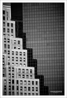 Buildings - New York B&W - EXPLORE!!