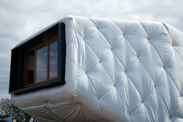 doe solar decathlon: gallery of the southern california institute