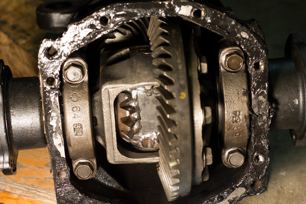 good enough welds on welded diff? - Zilvia.net Forums ...